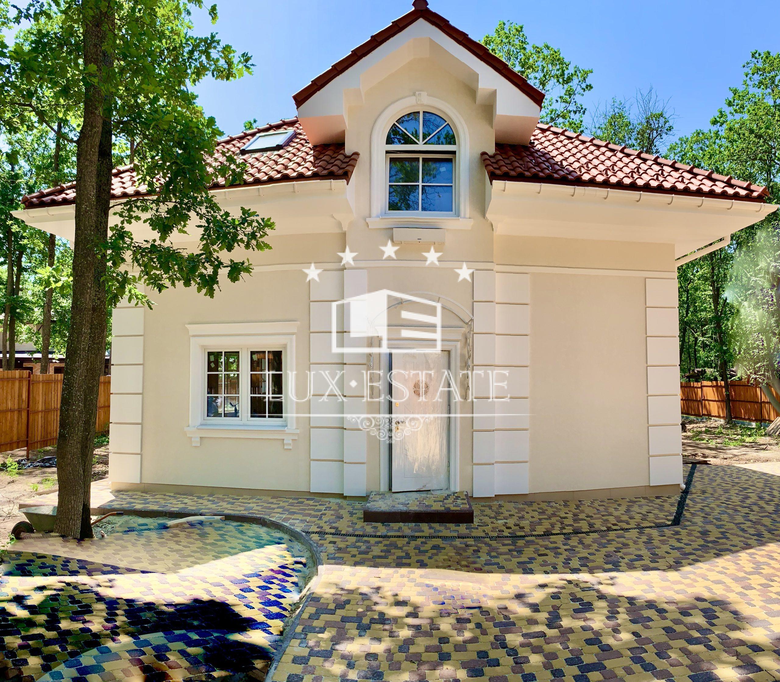 Продам дом в закрытом поселке Лесное (Белгородское шоссе)