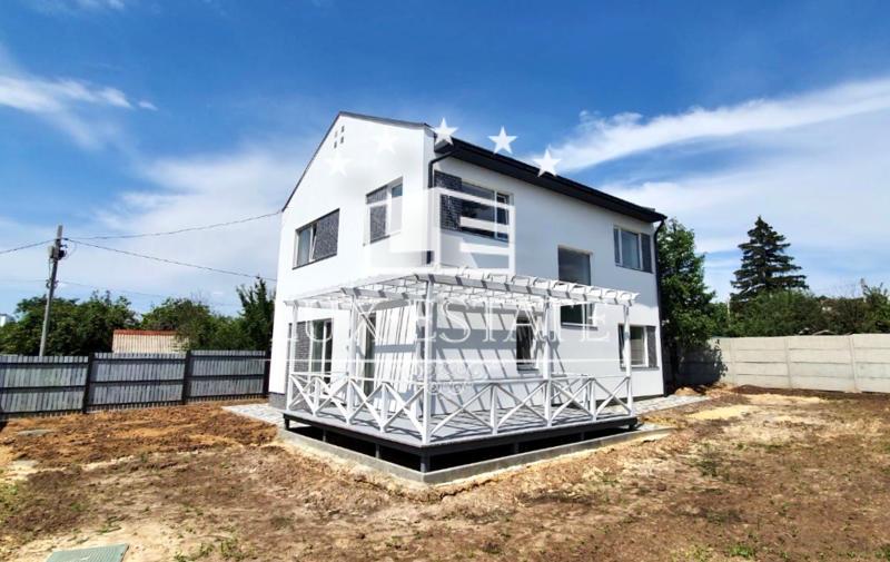 Новый дом на Павлово Поле