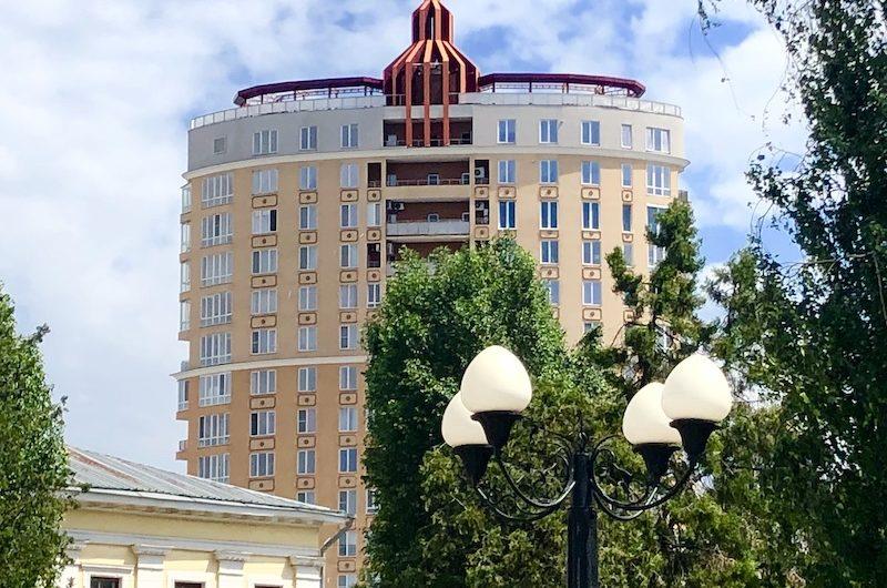 Аренда 3к. квартиры в престижном дома ЖК Заречный