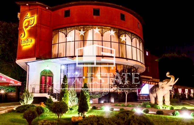Ресторанно-гостиничный комплекс «INDIA PALACE»