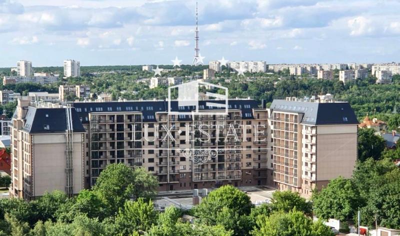"1-комннтная квартира в ЖК бизнес-класса –  ""Резиденция"""