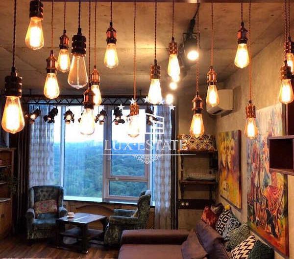 Аренда квартиры в стиле Loft в ЖК Мир