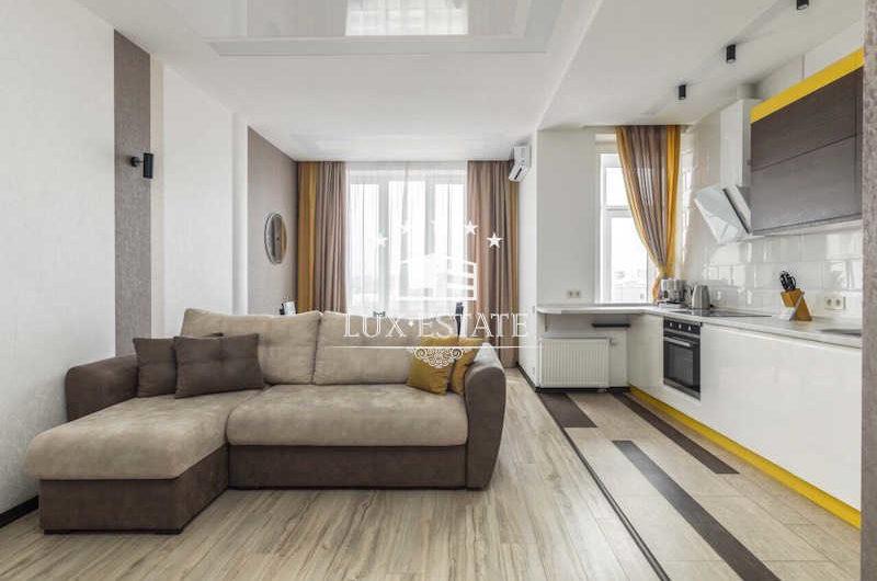 Продам видовую квартиру в ЖК Заречный