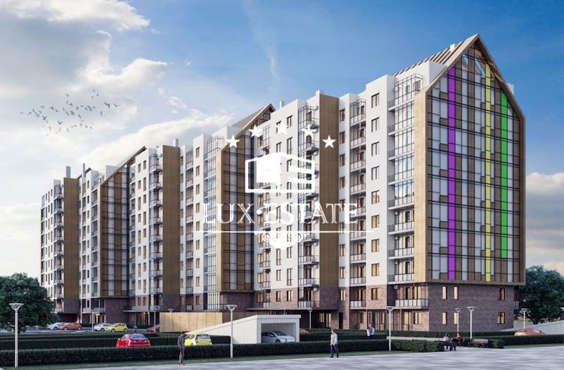 """Квартира в новом доме бизнес-класса ЖК """"Люксембург"""""""