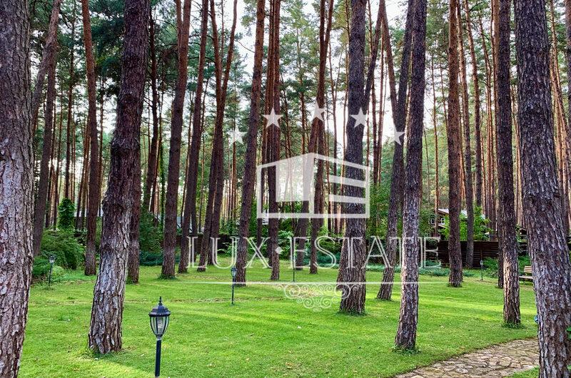 Загородный дом Старый Салтов в Революционном