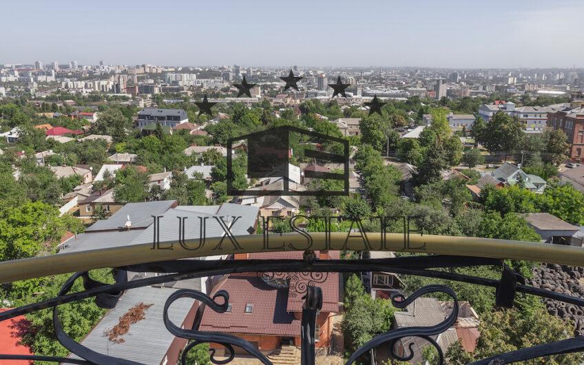 шикарная квартира с панорамным видом на весь Харьков