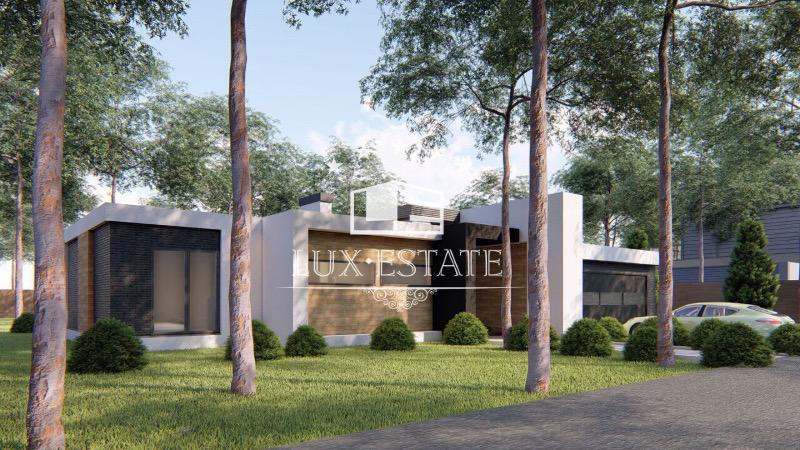 Продам ультрасовременный стильный дом Hi-Tech КГ Форест