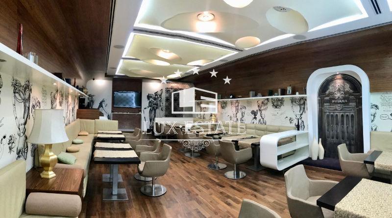 Lux-Estate предлагаетв аренду готовый бизнес – ресторан ул. Сумская