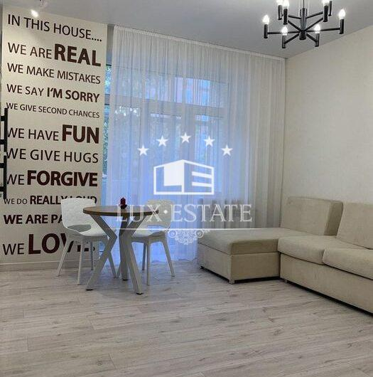 Сдам 1-к. квартиру с новым ремонтом в центре города, ул. Данилевского