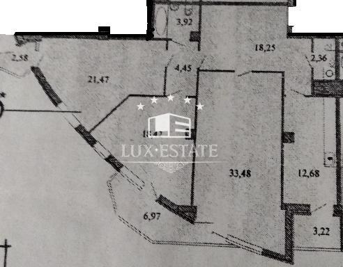 ТОРГ!!!!Видовая 3-комнатная квартира в новострое на Культуры 22Б