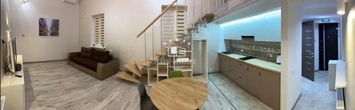 Сдам двух уровневую квартиру Алексеевская 33 метро Алексеевская