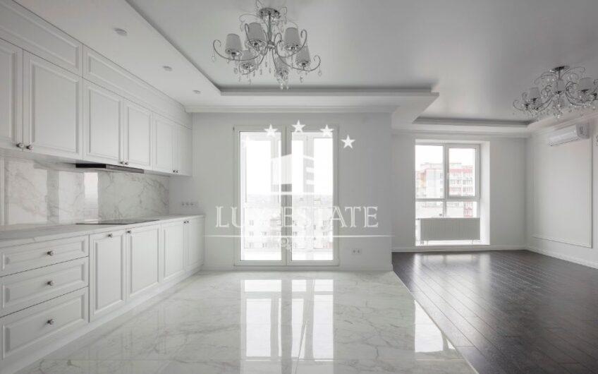 Продам квартиру в ЖК Доминион с новым ремонтом