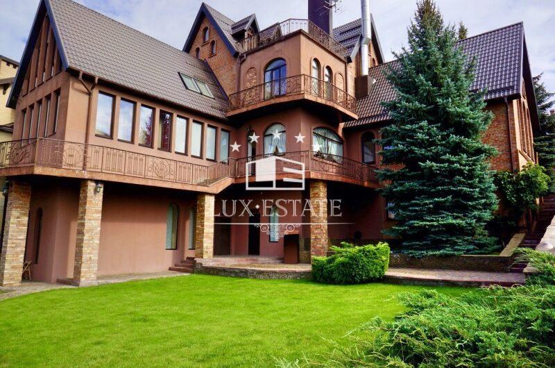 Уникальный дом на Шатиловке