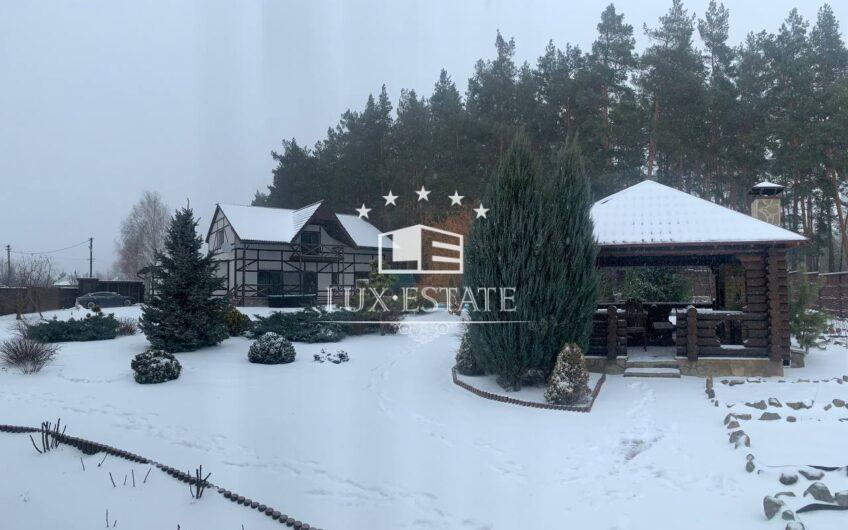 Продам дом в сосновом лесу возле Змиёва