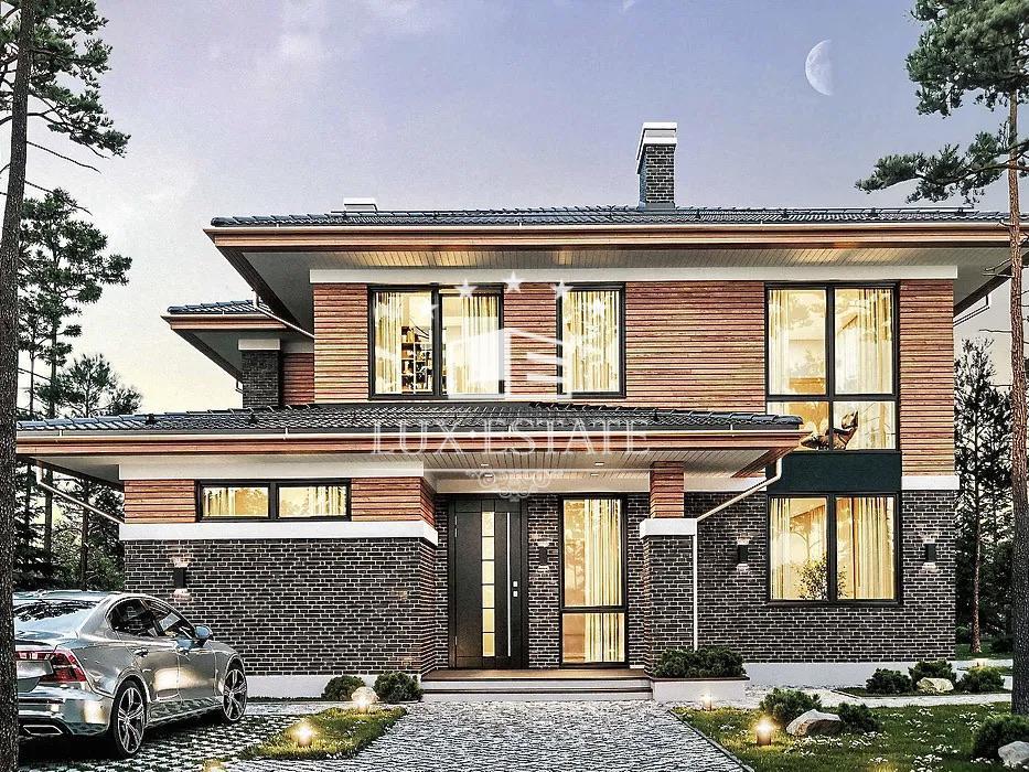 Продам дом элитном коттеджном городке Форест